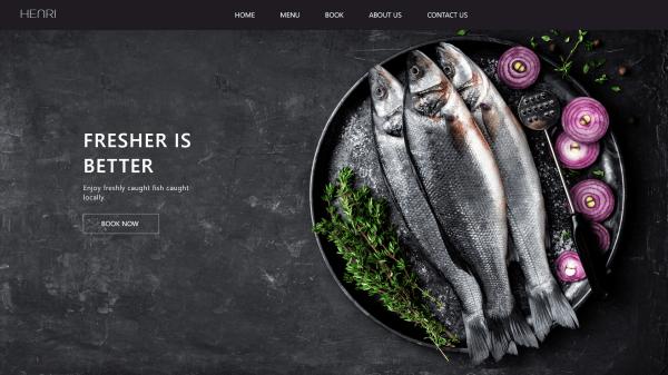 website preview henri