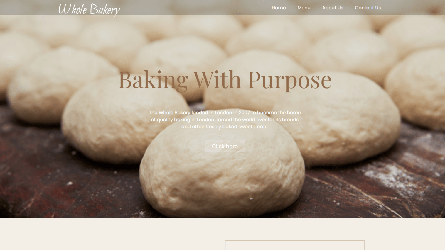 website preview wholebakery1